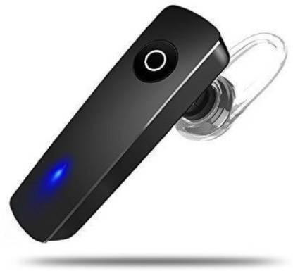 VR world Bt01 Blutooth Headset Bluetooth Headset (Black, In the Ear)