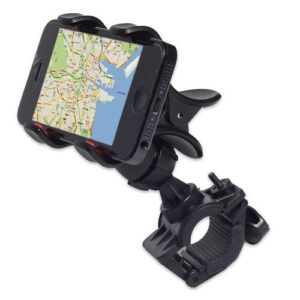 Black Big Bike Mobile Holder